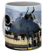 Maintainers Perform Pre-flight Coffee Mug