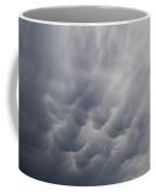 Mammatiform Clouds Coffee Mug