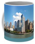 Manhattan Skyline Coffee Mug