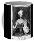 Maria Theresa (1717-1780) Coffee Mug