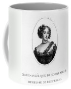 Marie-ang�lique De Rousille Coffee Mug