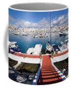 Marina In Puerto Banus Coffee Mug