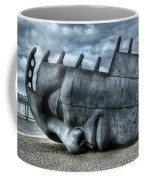 Maritime Memorial Cardiff Bay Coffee Mug