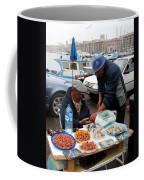 Marseilles Fishermen Coffee Mug