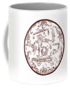 Mayan Cosmos Coffee Mug by Science Source