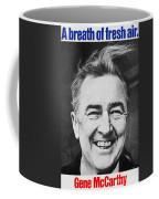 Mccarthy Campaign, 1968 Coffee Mug