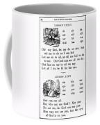 Mcguffeys Primer, C1840 Coffee Mug by Granger