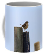 Meadow Pipit Coffee Mug