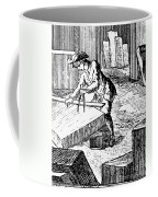Measuring & Marking Stone Coffee Mug