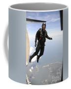 Member Of The U.s. Army Golden Knights Coffee Mug