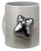 Mercury Under Harmonic Vibration Coffee Mug