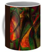 Merging Coffee Mug by Amanda Moore