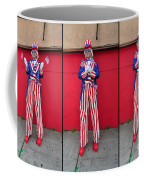 Mermaid Parade Collage 2011 Coney Island Coffee Mug