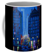 Midnight Drizzle Coffee Mug