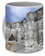 Minoan Eruption Deposits, Mavromatis Coffee Mug