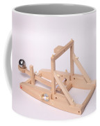 Model Catapult Coffee Mug