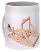 Model Catapult Coffee Mug by Ted Kinsman