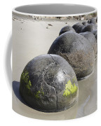 Moeraki Boulders, Koekohe Beach, New Coffee Mug