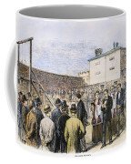 Molly Maguires Executions Coffee Mug