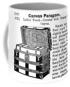 Montgomery Ward: Chest Coffee Mug