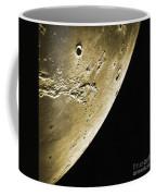 Moon, Apollo 16 Mission Coffee Mug