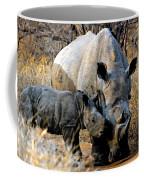 Mother And Child Coffee Mug