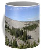 Mount Hood Pano Coffee Mug