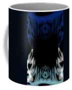 Mouth Of The Beast. Coffee Mug