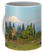 Mt. Adams In The Country Coffee Mug