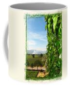 Napa Looking Out Coffee Mug