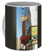 Nathan's Famous At Coney Island  Coffee Mug