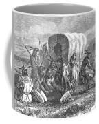 Native Americans: Gambling, 1870 Coffee Mug by Granger