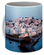 Naxos Island Greece Coffee Mug