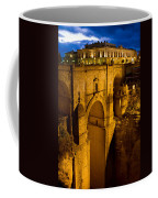 New Bridge In Ronda Coffee Mug