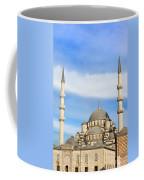 New Mosque In Istanbul Coffee Mug by Artur Bogacki