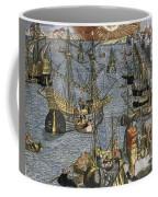 New World: Voyage, 1592 Coffee Mug