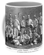 New York Baseball Team Coffee Mug