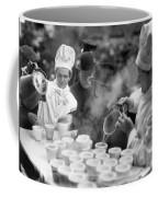 New York: Bread Line, 1915 Coffee Mug