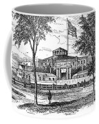 New York: Castle Garden Coffee Mug
