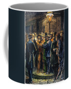 New York: Election, 1876 Coffee Mug by Granger