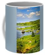 Newfoundland Landscape Coffee Mug