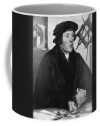 Nicholas Kratzer, German Astronomer Coffee Mug