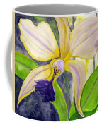 No Ordinary Orchid Coffee Mug