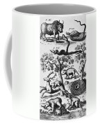 North America: Fauna Coffee Mug