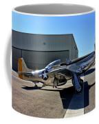 North American P-51 Mustang  Coffee Mug
