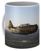 North American T-6 Texan Trainer Coffee Mug