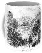 North Carolina, C1875 Coffee Mug