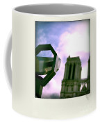 Notre Dame De Paris. France Coffee Mug