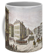 Occupied New York, 1776 Coffee Mug