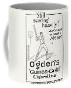 Ogdens Cigarettes, 1897 Coffee Mug